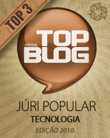 Selo Premio Top Blog 2010