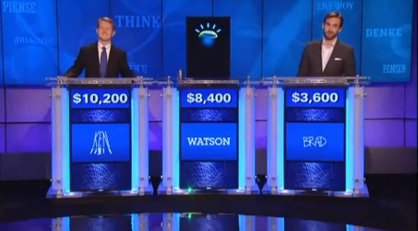 O computador da IBM no Jeopardy