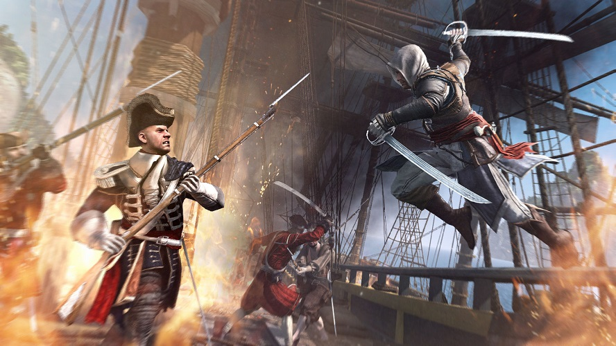 assassins-creed-iv-black-flag-luta-corporal-no-navio